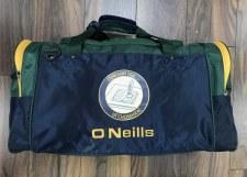 "O'Neills O'Curry Denver Holdall 22"" (Navy/Bottle/Amber) 22"""