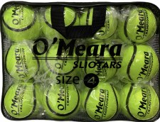 O'Meara Championship Sliotar Size 4 Value Pack 12 (Yellow)