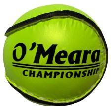 O'Meara Championship Sliotar 4 (Yellow)