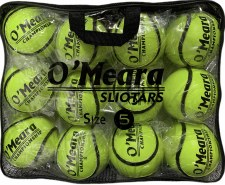 O'Meara Championship Sliotar Size 5 Value Pack 12 (Yellow)