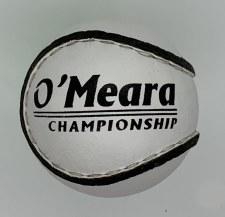 O'Meara Championship Sliotar 5 (White)
