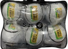 O'Meara First Touch Sliotars Value Pack 6