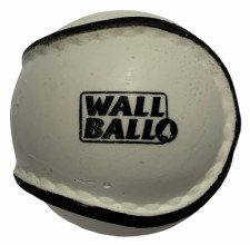 O Meara Wall Ball Size 4 (White)
