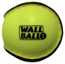 O'Meara Wall Ball Size 4 (Yellow)