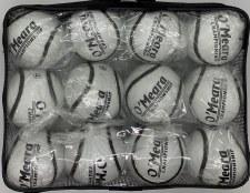 O'Meara Championship Sliotar Size 4 Value Pack 12 (White)