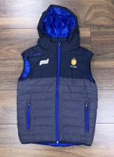 O'Neills Clare Nevis Hooded Gilet (Navy Royal) 5-6