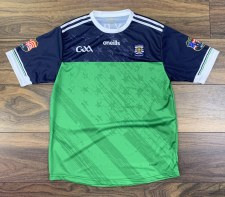 O'Neills NYPD GAA Home Jersey (Green Navy White) 9-10