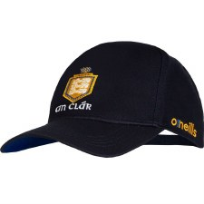 O'Neills Clare Baseball Cap (Navy) Adults One Size Adjustable