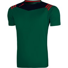 O'Neills Colorado Poly Tee (Bottle Navy Red) 5-6