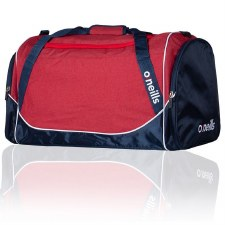 O Neills Bedford Holdall (Red Navy White) 22""