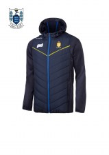 O'Neills Clare Holland 72 Full Zip Padded Fleece Jacket (Navy Royal Amber) Age 5-6