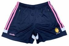 O'Neills Clare Ladies Portland Shorts (Navy Pink White) 5-6