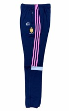 O'Neills Clare Ladies Portland Brushed Skinny Pant (Navy Pink White) 5-6