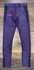O'Neills Colorado Leggings (Navy Pink) 5-6