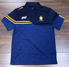 O'Neills Clare Nevis 3S Polo (Melange Navy Amber Royal) 13-14