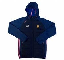 O'Neills Clare Portland Full Zip Jacket (Navy Pink) 5-6