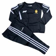 O'Neills Clare Raven Infant Suit (Melange Anthractite Grey) 6-12M
