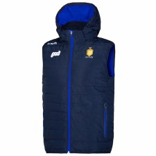 O'Neills Clare Solar Gilet (Navy Royal Amber)  Age 5-6