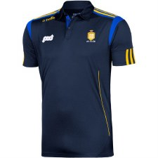 ON Clare Solar Polo Navy