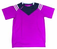 O'Neills Colorado Tee (Purple Navy White) Ladies 10