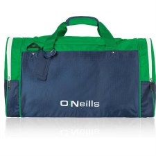 "O'Neills Denver Holdall 22"" (Navy Green White)"