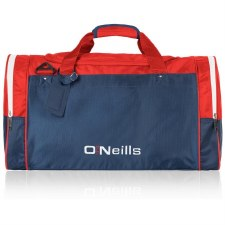 "O'Neills Denver Holdall 22"" (Navy Red White)"