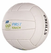 O'Neills Go Games First Touch Football (White)