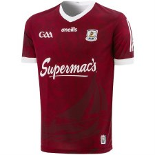 O'Neills Galway Home Jersey (Maroon White) 5-6
