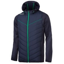 O'Neills Holland Padded Jacket (Navy Green) Medium