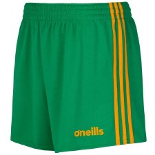 O'Neills Mourne Shorts (Green Amber) 20