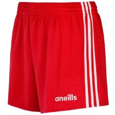 O'Neills Mourne Shorts (Red White) 30