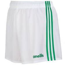 O'Neills Mourne Shorts (White Green) 24