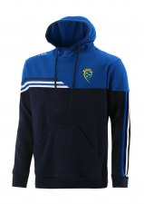 O'Neills Munster GAA Nevis Hoody (Navy Royal White) 5-6
