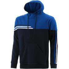 O'Neills Nevis Fleece Hoody (Navy Royal White) 13-14