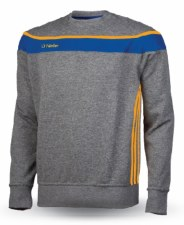 O'Neills Slaney Crew Neck Sweat (Grey Royal Amber) 13