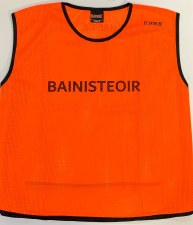 LS GAA Officials Bib Dochtuir  (Orange)