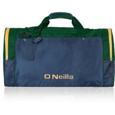 """O'Neills Denver Holdall 22"""" (Navy Green Amber)"""