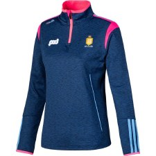 O'Neills Clare Ladies Solar Brushed HZ (Melange  Navy Pink Sky) 5-6