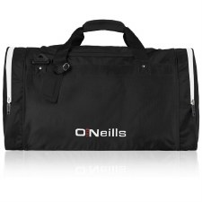 O'Neills Denver Holdall (Black White) 22