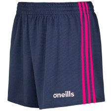 O'Neills Mourne Shorts (Navy Pink) 22