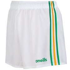 O'Neills Mourne Shorts (White Green Amber) 24
