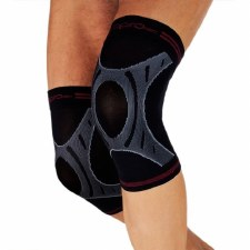 Opro Tec Knee Sleeve (Black Red) Small