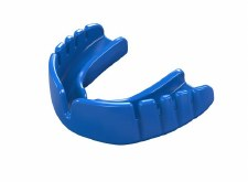 Opro Snap Fit Junior Mouthguard Up to Age 11 (Blue) JNR