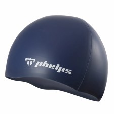 Phelps Classic Silicone Hat (Navy)