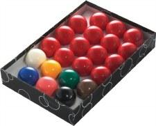 """PowerGlide Snooker Balls (2 1/6"""" - 52.5mm)"""