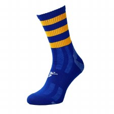 Precision Pro Hooped GAA Mid Socks (Royal Amber) UK 3-6