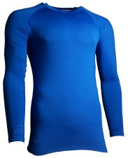 Precision Baselayer Top Junior (Royal) Large Boys