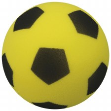 Precision Foam Ball Painted