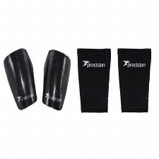 Precision Pro Matrix Shinguards (Black) Small