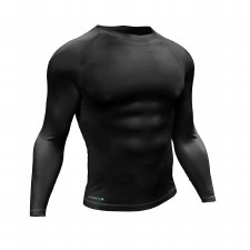 Precision Base Layer Top Adults (Black) XS